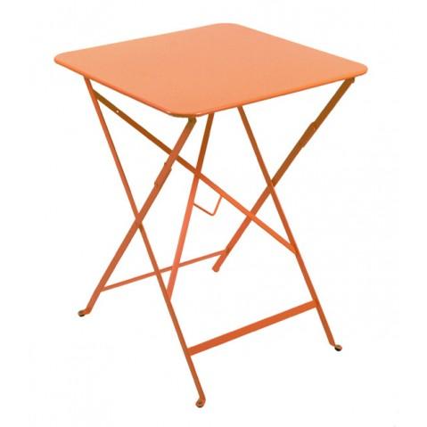 Table carrée BISTRO 57x57 carotte de Fermob