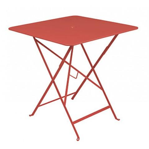 Table carrée BISTRO 71x71 Capucine de Fermob,