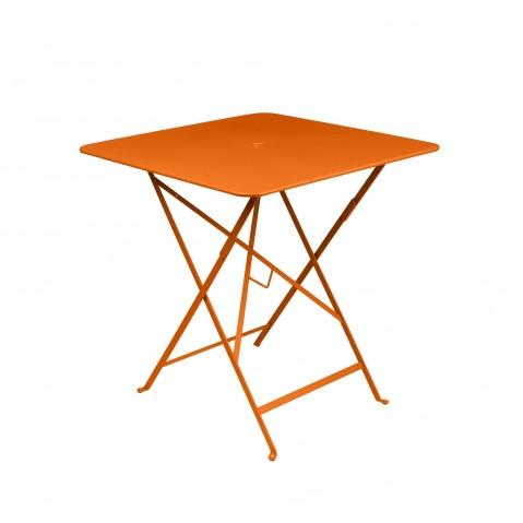 Table carrée BISTRO 71x71 carotte de Fermob