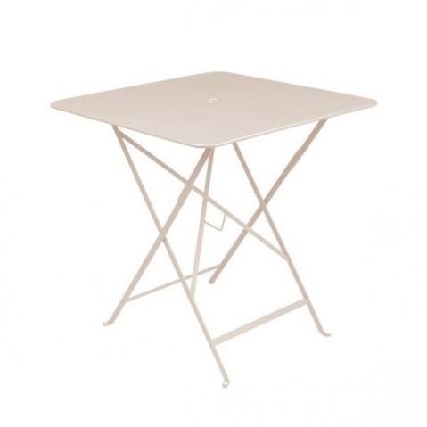 Table carrée BISTRO 71x71 lin de Fermob