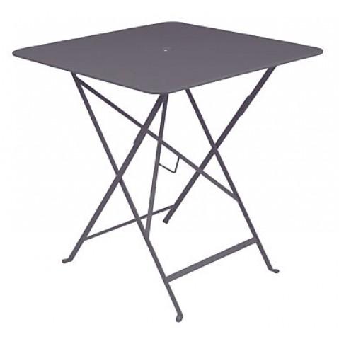 Table carrée BISTRO 71x71 Prune de Fermob