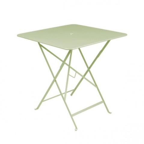 Table carrée BISTRO 71x71 tilleul de Fermob