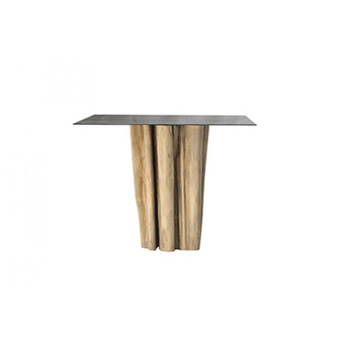 Table carrée BRICK 32 de Gervasoni