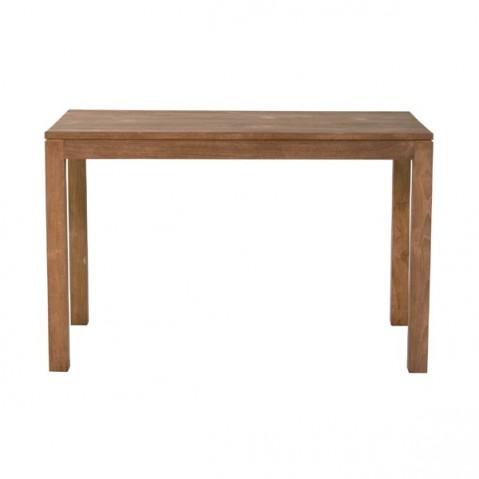 Table carrée KUBUS HORECA en teck d'Ethnicraft, 70x70cm