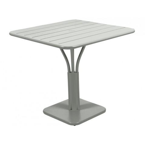 Table carrée LUXEMBOURG de Fermob Romarin
