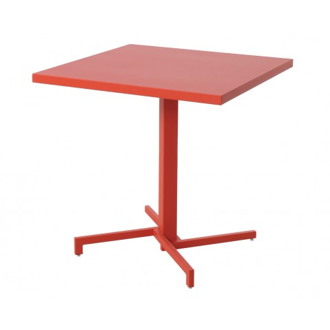 Table carrée MIA de Emu, 2 coloris