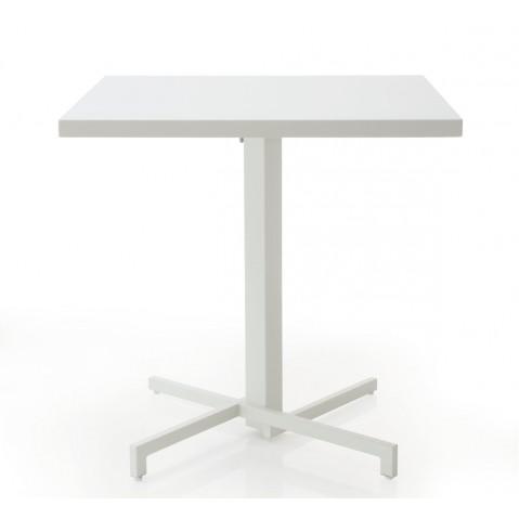 Table carrée MIA de Emu blanc