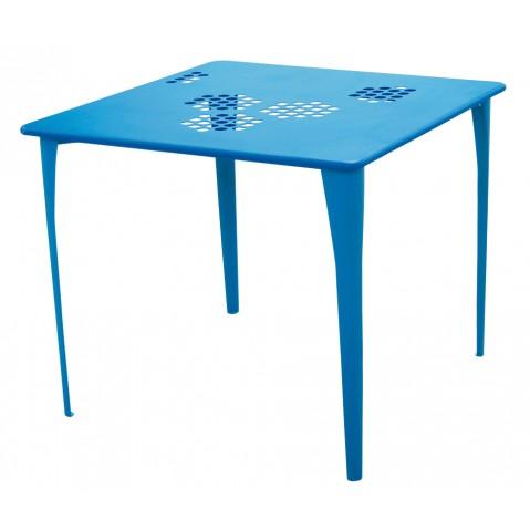 Table carrée PATTERN de Emu