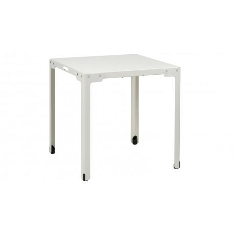 Table carrée T-TABLE de Functionals Blanc