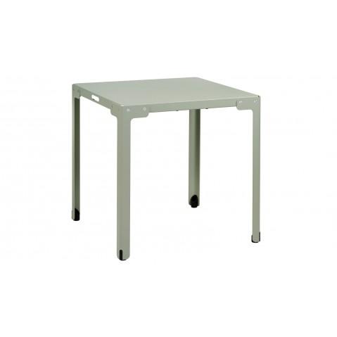 Table carrée T-TABLE de Functionals Vert d'eau