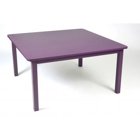 Table CRAFT de Fermob aubergine