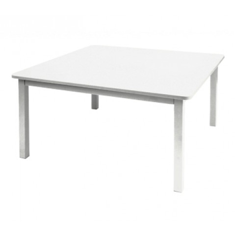 Table CRAFT de Fermob blanc coton