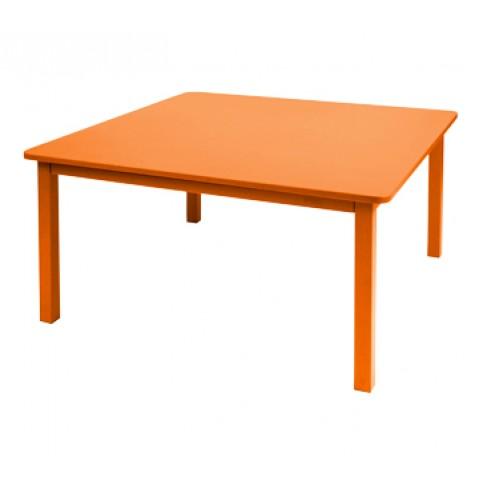 Table CRAFT de Fermob carotte