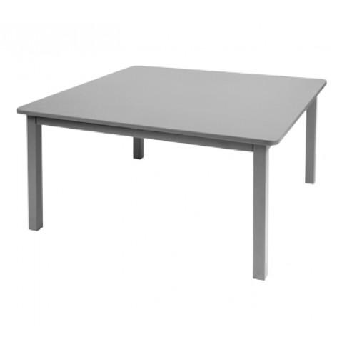 Table CRAFT de Fermob gris métal