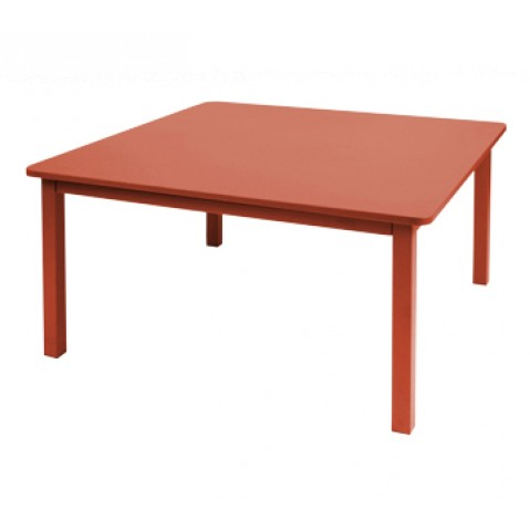 Table CRAFT de Fermob paprika