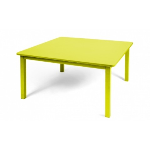 Table CRAFT de Fermob verveine