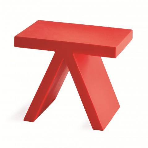 Table d'appoint ou tabouret TOY de Slide