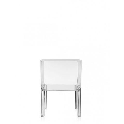 Table de nuit SMALL GHOST BUSTER de Kartell, Cristal
