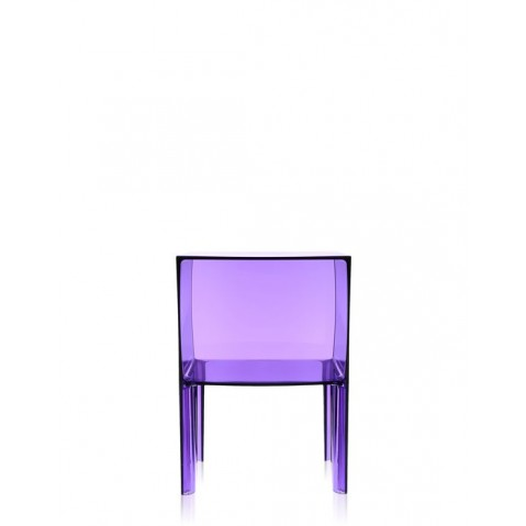 Table de nuit SMALL GHOST BUSTER de Kartell, Violet