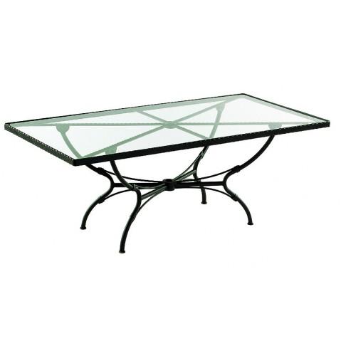 Table de repas rectangulaire KROSS de Sifas