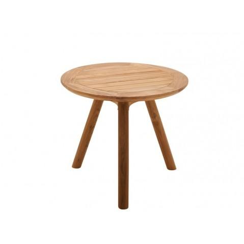 Table de salon DANSK de Gloster, plateau teck