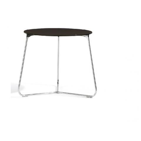 Table de salon  MOOD de Manutti, Noir, D. 60