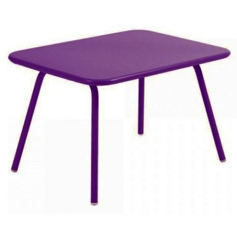 Table Enfant LUXEMBOURG KID de Fermob aubergine