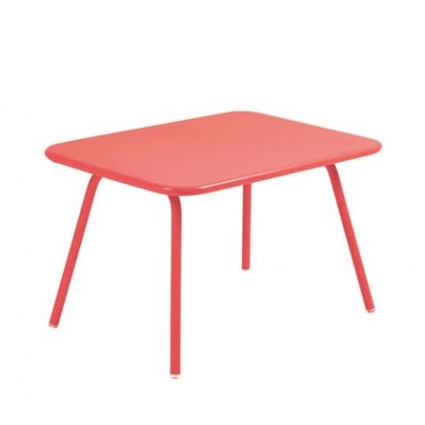Table Enfant LUXEMBOURG KID de Fermob,Capucine