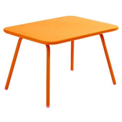Table Enfant LUXEMBOURG KID de Fermob carotte