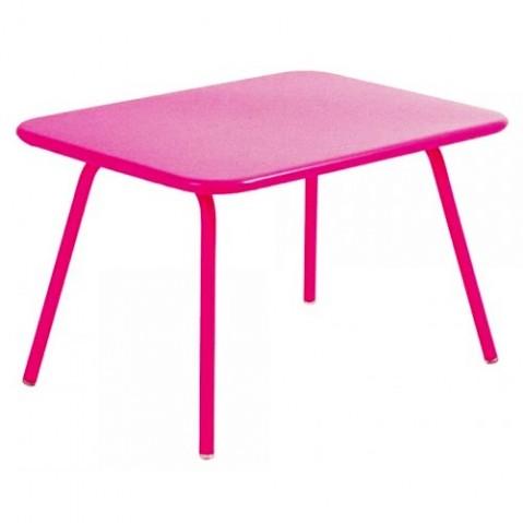 Table Enfant LUXEMBOURG KID de Fermob fuchsia