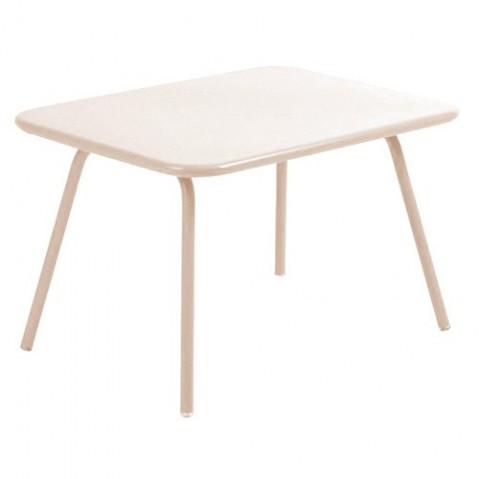 Table Enfant LUXEMBOURG KID de Fermob lin