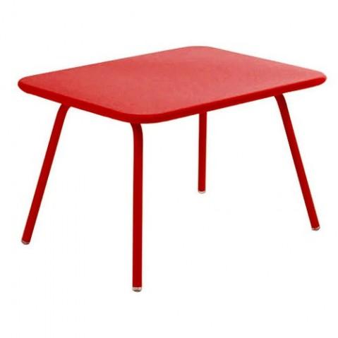 Table Enfant LUXEMBOURG KID de Fermob piment