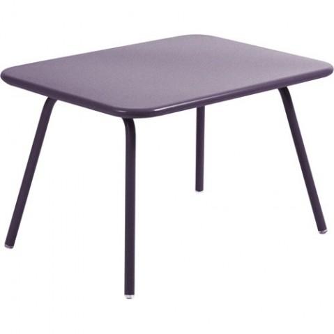 Table Enfant LUXEMBOURG KID de Fermob,Prune