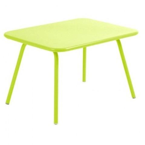 Table Enfant LUXEMBOURG KID de Fermob verveine