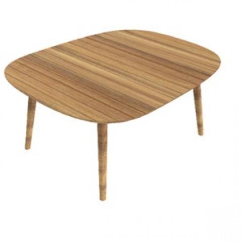 Table extensible LES ARCS de Unopiu'