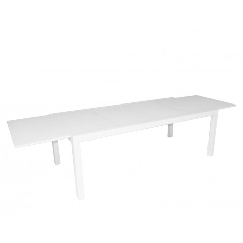 Table extensive DIEGO, blanc