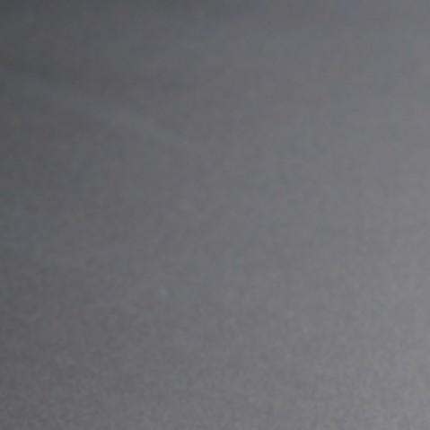 Table haute carrée TRENTO de Manutti, Noir, 90X90X75