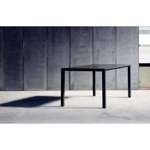 Table haute CTR LEATHER II BASICS d'Heerenhuis
