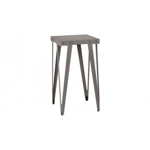 Table Haute LLYOD de Functionals, Gris foncé