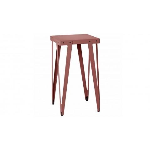 Table Haute LLYOD de Functionals, Rouille