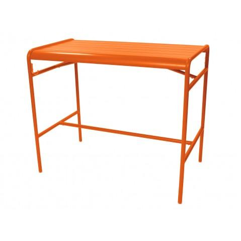 Table haute LUXEMBOURG de Fermob, Carotte