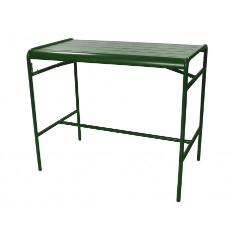 Table haute LUXEMBOURG de Fermob, Cèdre