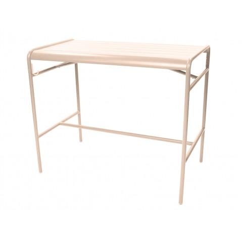 Table haute LUXEMBOURG de Fermob, Lin