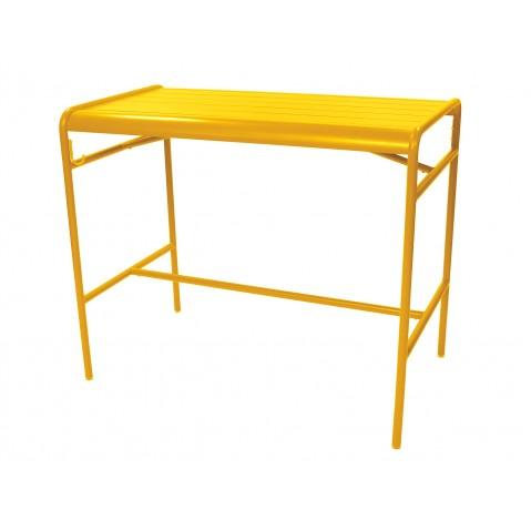 Table haute LUXEMBOURG de Fermob, Miel