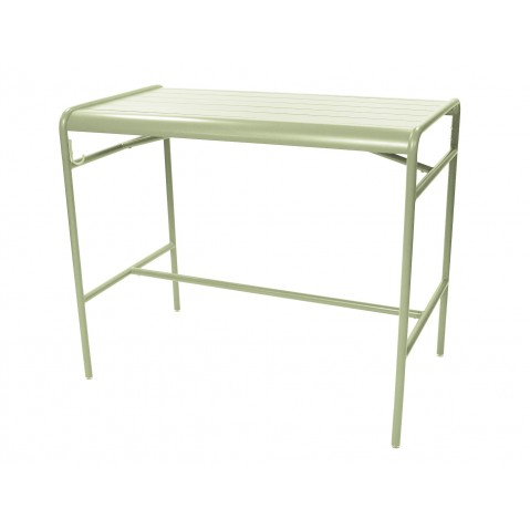 Table haute LUXEMBOURG de Fermob, Tilleul