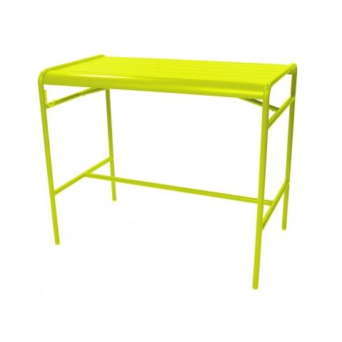 Table haute LUXEMBOURG de Fermob, Verveine