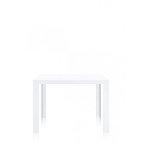 Table INVISIBLE de Kartell, Blanc