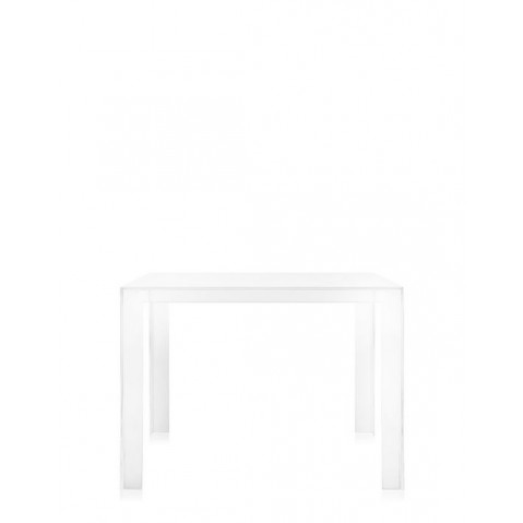 Table INVISIBLE de Kartell, Cristal
