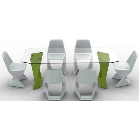 Table ISO Finition HPL 24 mm Qui est Paul Kaki