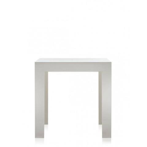Table JOLLY de Kartell, Blanc Opaque